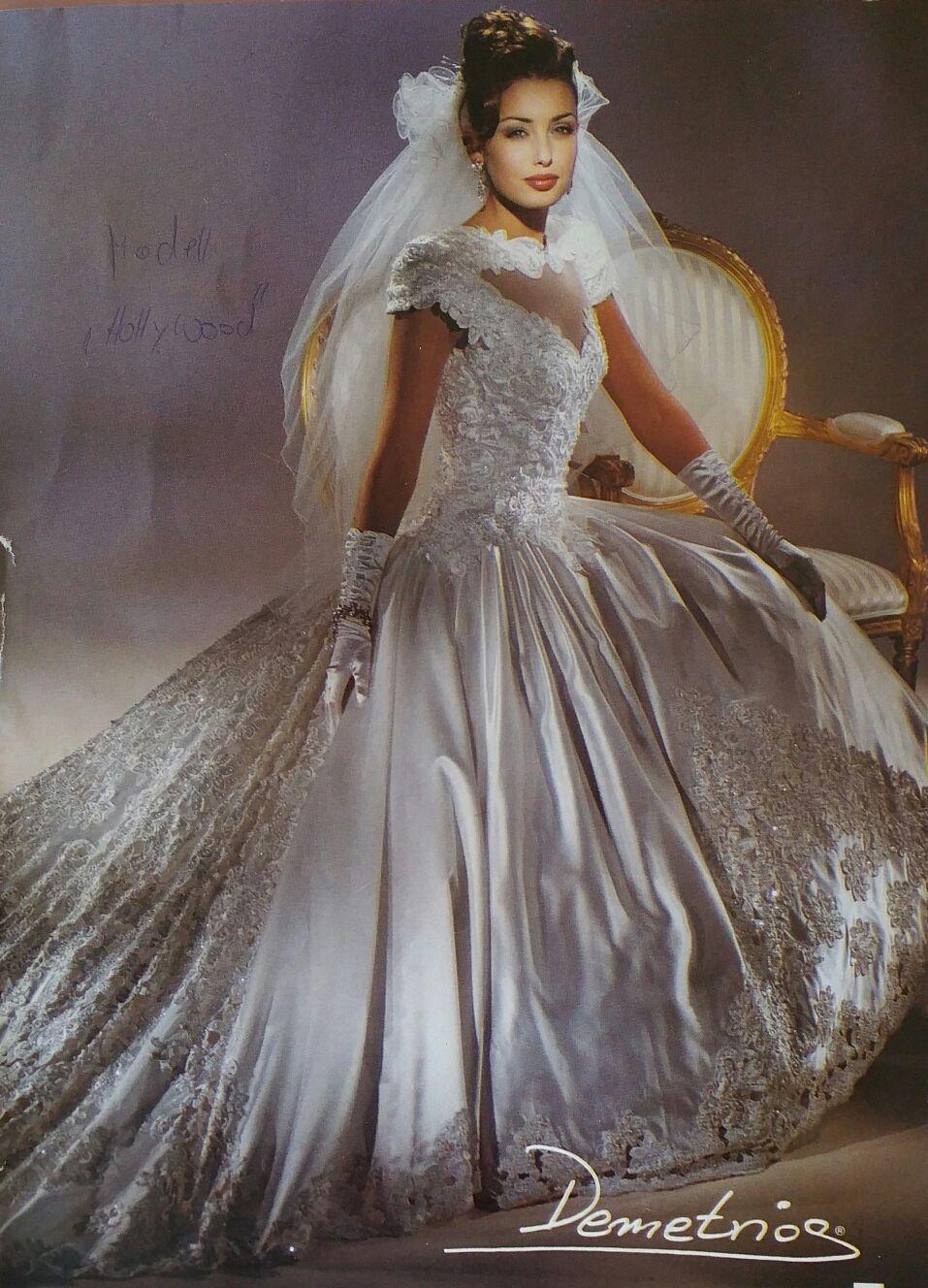 Demetrios ilissa wedding dresses