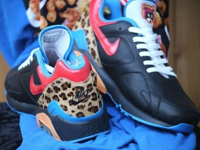The College Dropout Nike Air 180