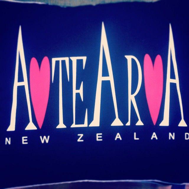 NZ themed #Cushions! #furniturehunters