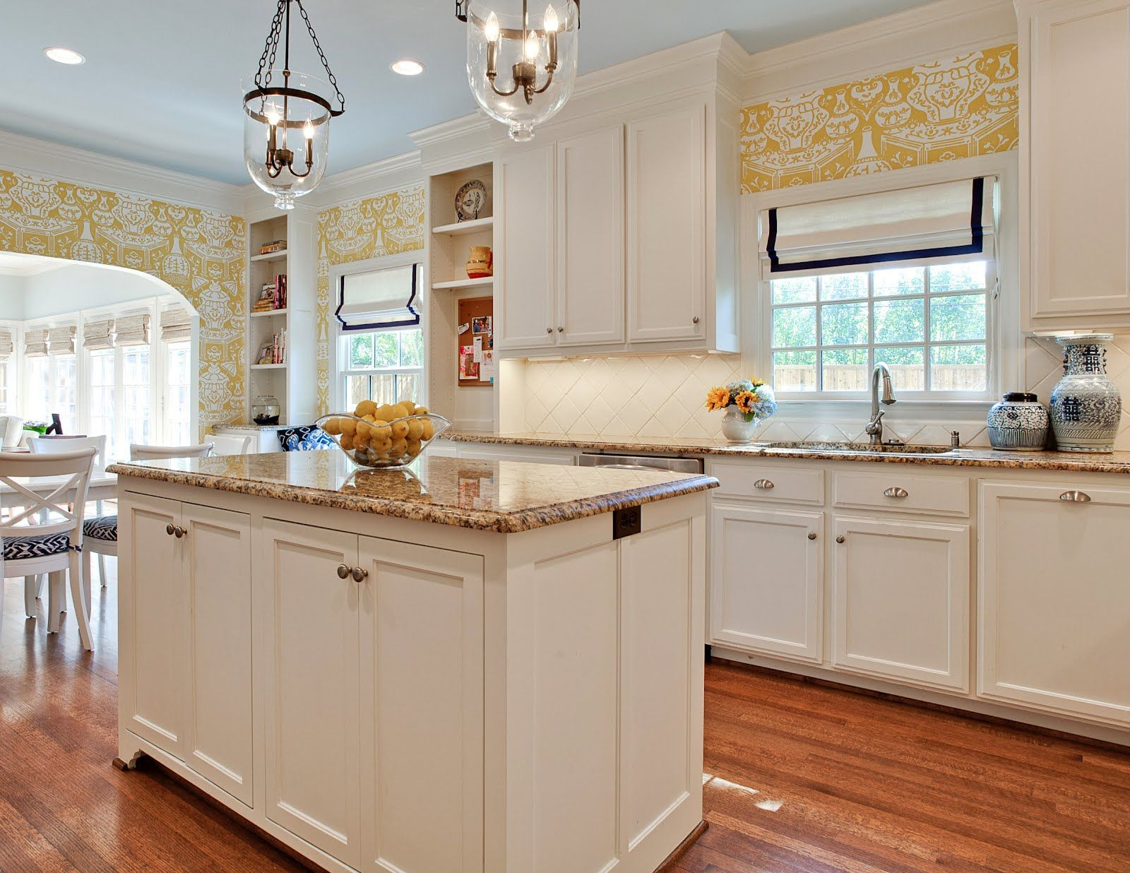 House of Fifty Blog - Love this kitchen, and especially ...