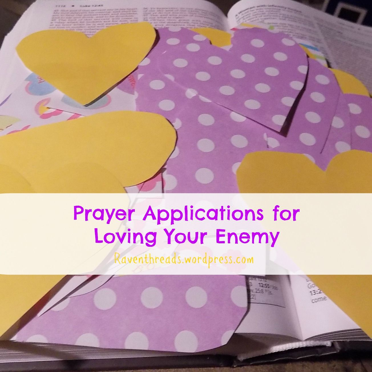 Love Your Enemies Ideas For Teaching