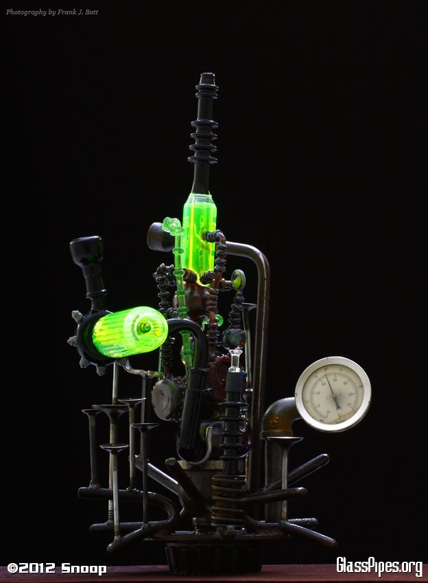 Cool Glass Pipe