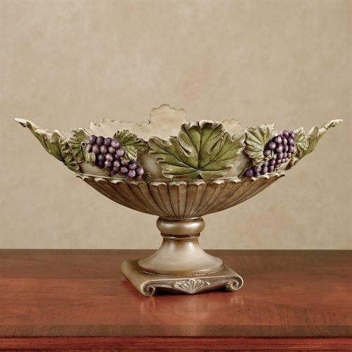 castello di vina centerpiece bowl kitchen decor centerpieces rh in pinterest com