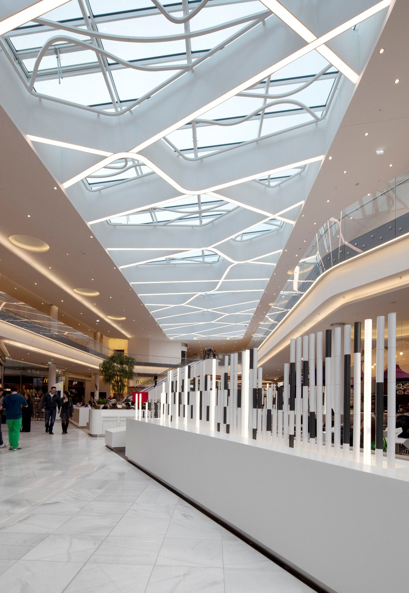 Ceiling Design Retail Retail Mall Lighting Shopping Mall In 2019 Shopping Mall