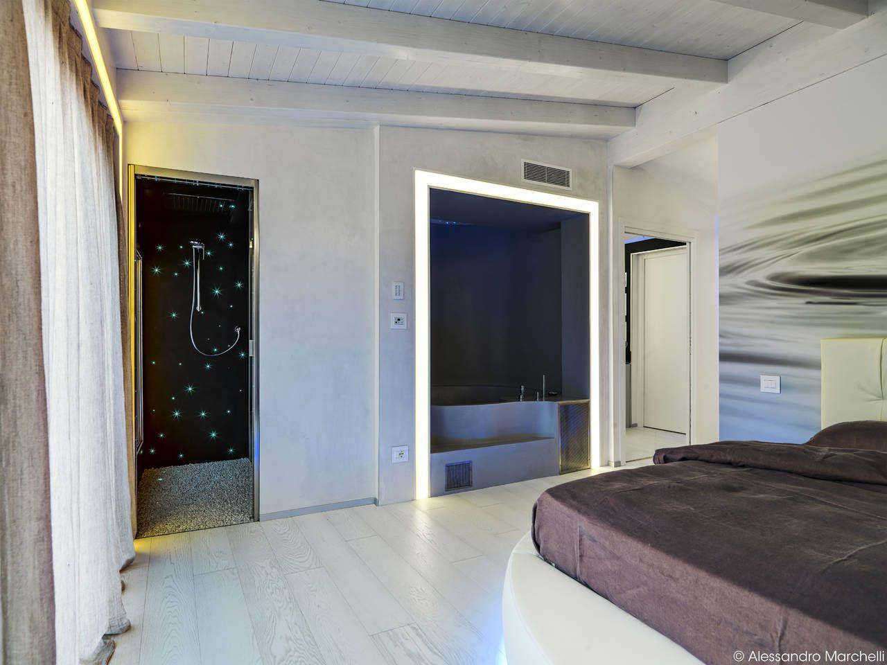 Spazio per i sensi Camera da letto, Spazi e Spazio