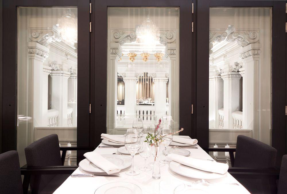 Restaurante Palacio Cibeles Madrid 2011 Palacio
