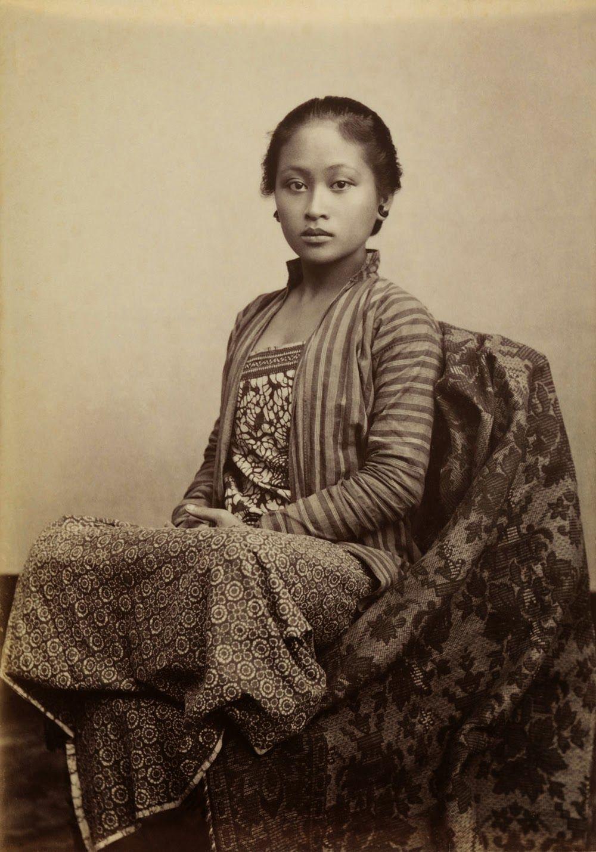 Indonesia (Dengan gambar) Wanita, Foto zaman dulu, Sejarah