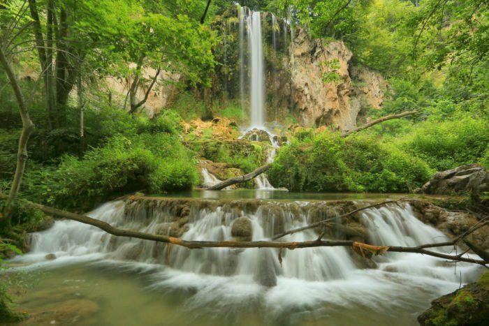 Unimaginably Beautiful Places In Virginia That You Must See - 10 waterfalls to see before you die