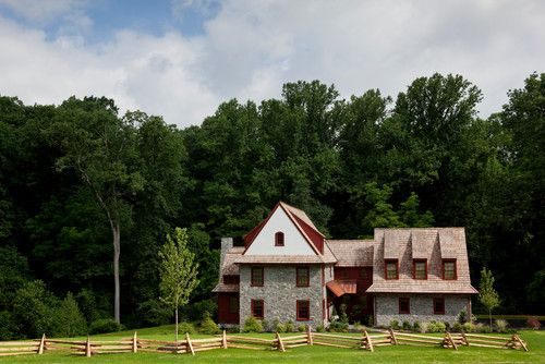 House · Lititz PA - traditional - exterior ... & Lititz PA - traditional - exterior - philadelphia - Custom Home ...
