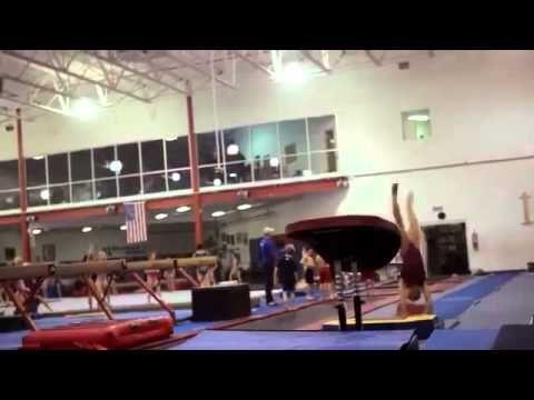 Jordan Weiber Story Gymnastics Gymnastics Jordyn