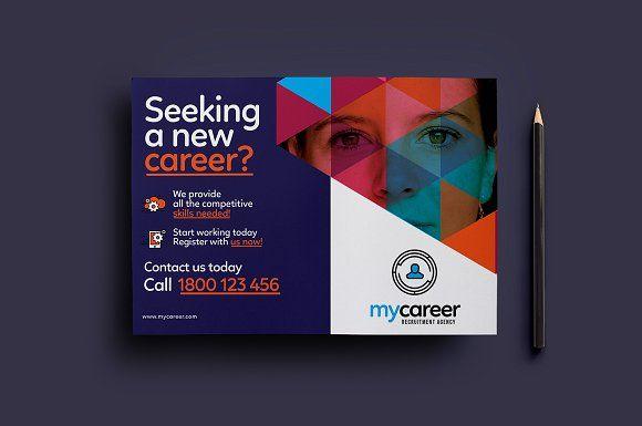 Recruitment Agency Flyer Templates Recruitment Agencies Flyer