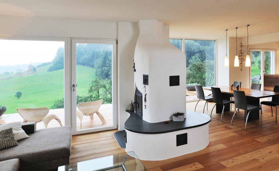 Wohnzimmer Haas Haus Architektenhaus Familie Weber Welti