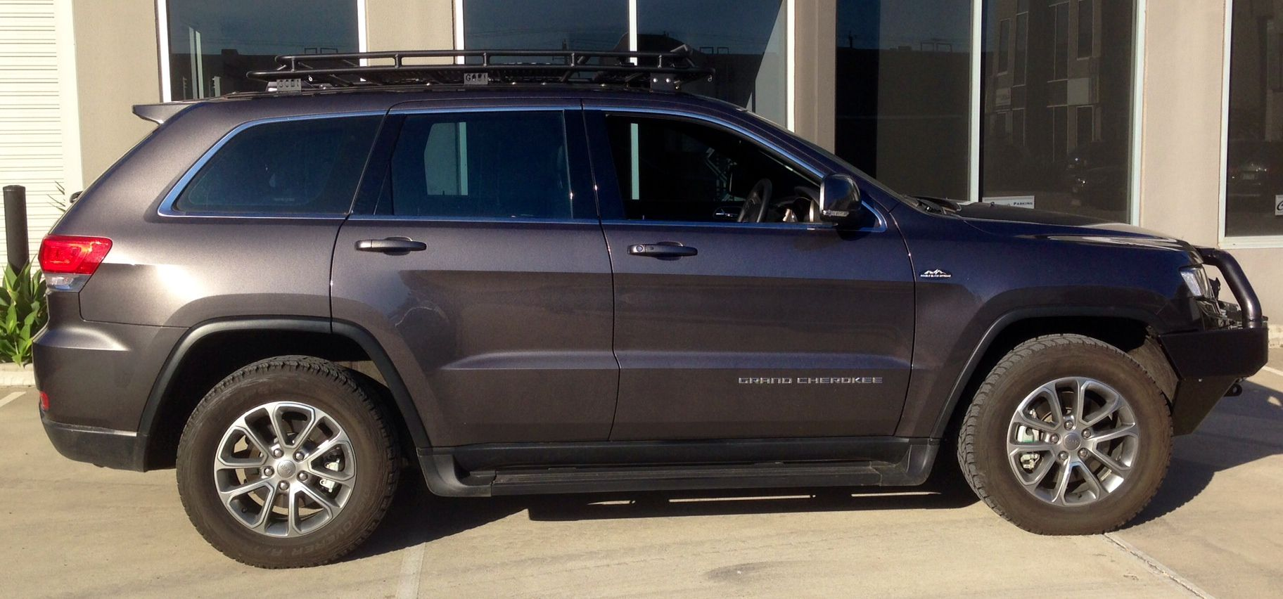 Gobi Jeep Grand Cherokee 2014 Stealth Roof Rack Jeep Jeep Grand