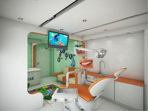 Decoracion Y Diseño De Consultorios Dentales Y Odontologicos