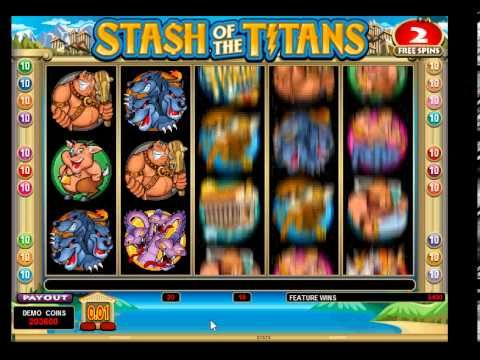 Gratis Stash Of The Titans Juego Para Jugar De Casino Captain Jack