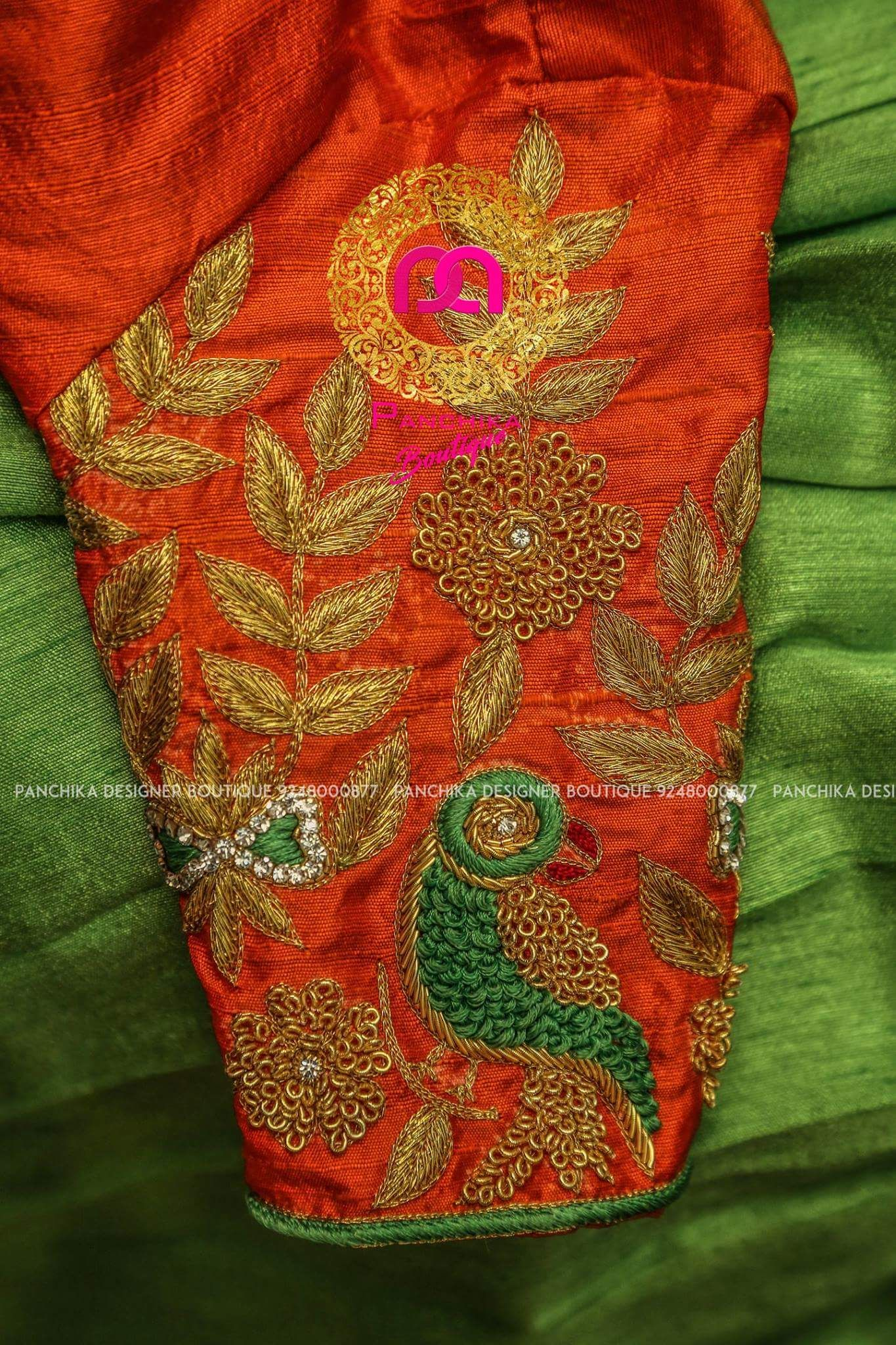 Pin by anusha on sarees in pinterest blouse designs blouse
