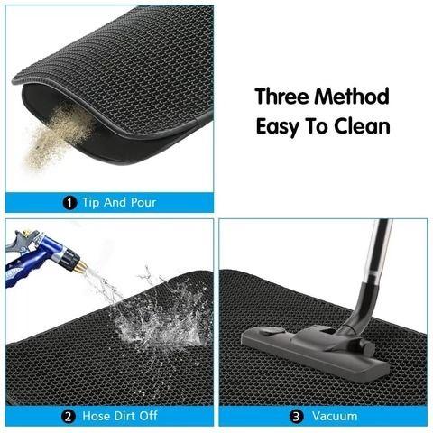 Purrfect Cat Litter Mat (With images) Cat litter mat
