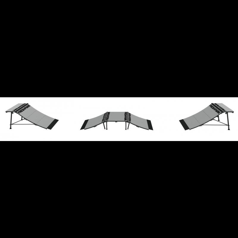 Freshpark Combo 7 Skate Park Combo Product Launch