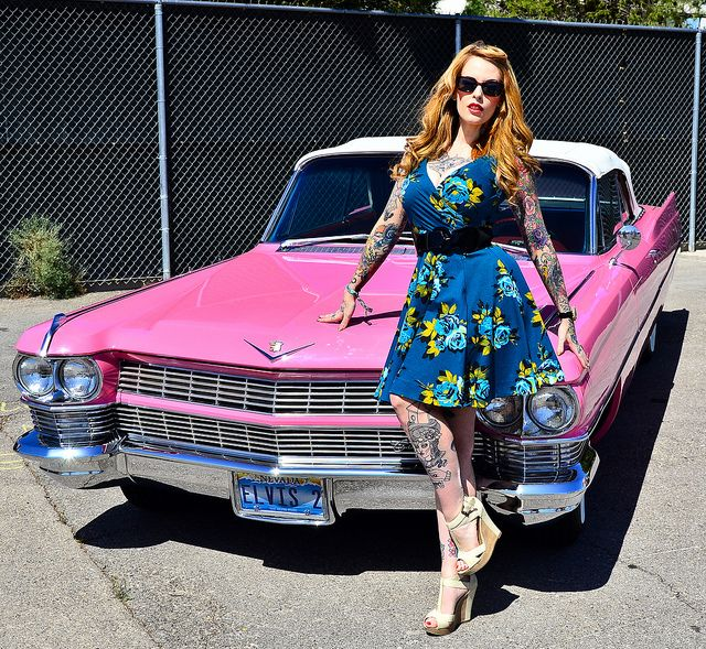 Viva Las Vegas Rockabilly - 2012