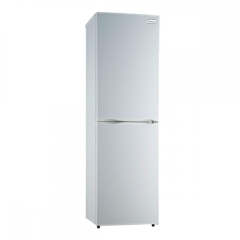 Impecca 24 In W 10 2 Cu Ft Bottom Freezer Refrigerator In White Counter Depth Bottom Freezer Bottom Freezer Refrigerator Apartment Refrigerator
