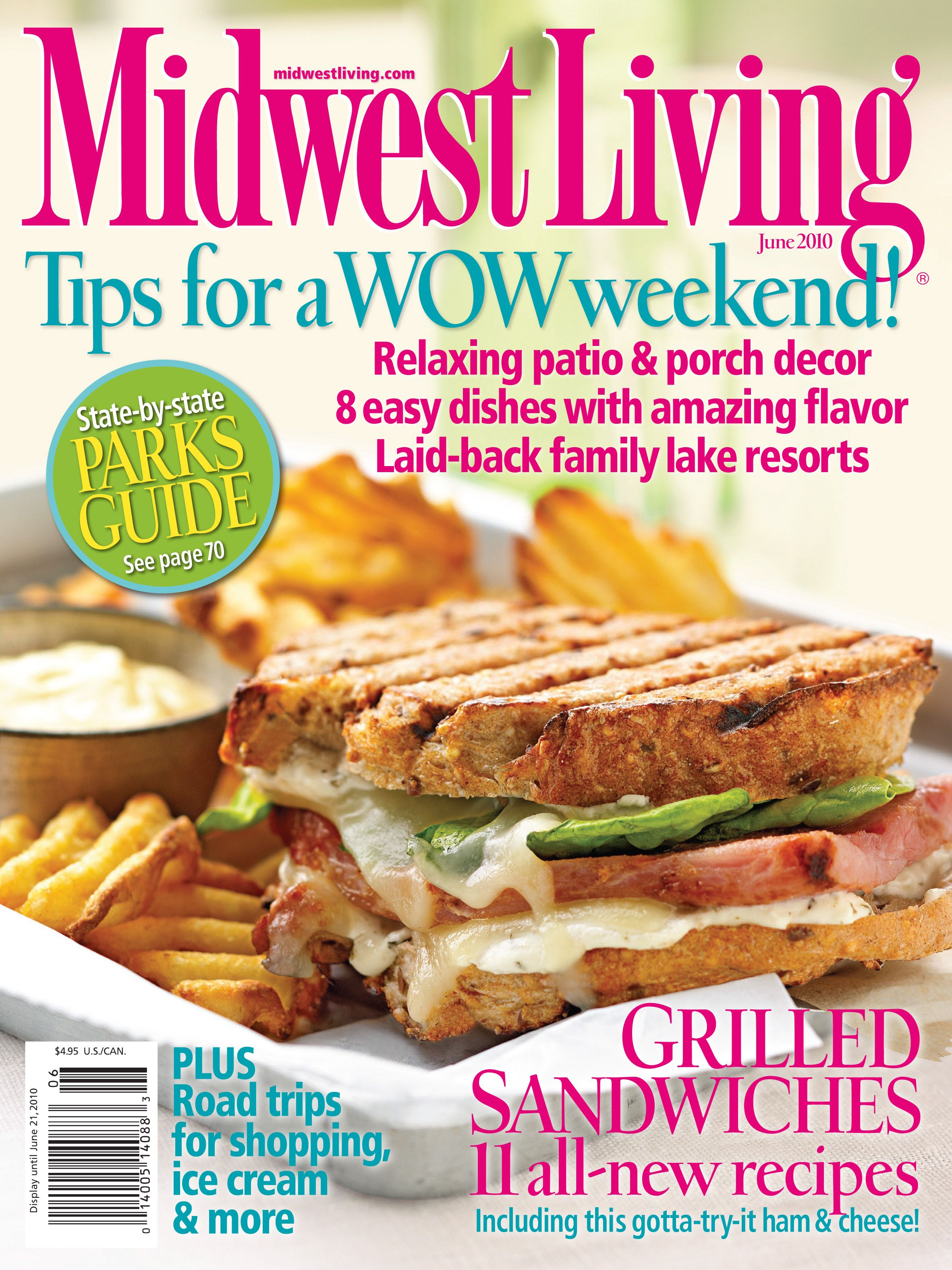 ValueMags.com Is Offering A Free 1 Year Subscription To Midwest Living  Magazine.