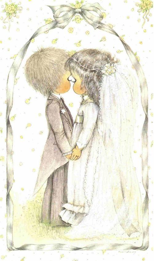 Картинки цветами, картинка с днем свадьбы ретро