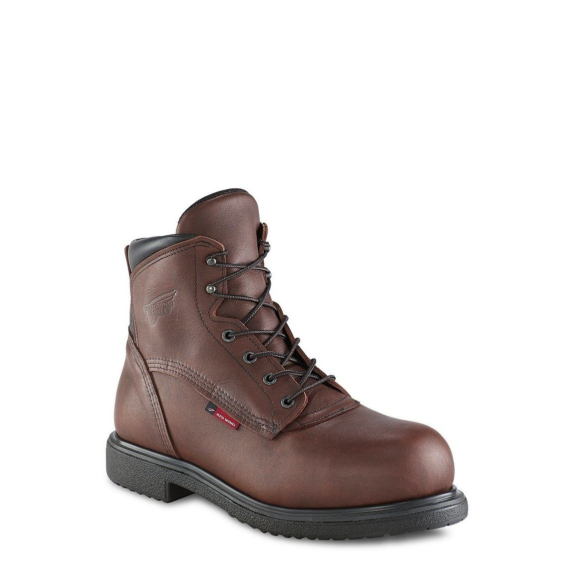 3216 - 6 Inch Lace Up Boot - Brown https://www.largamworks.co.uk ...