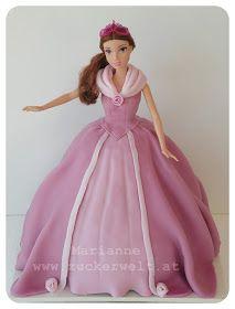 ZUCKERWELT: Prinzessin mit Kuchenrock
