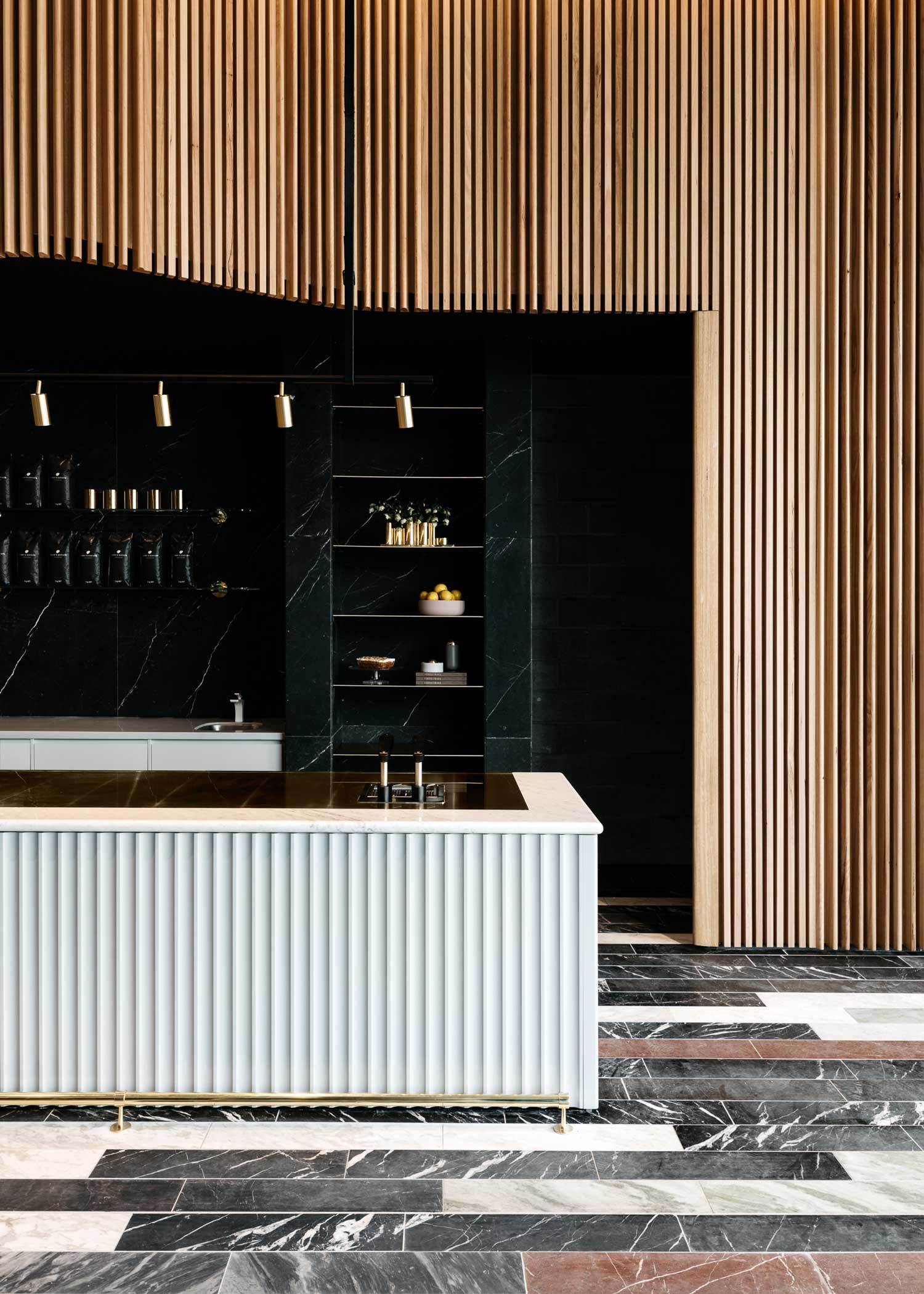 Toby S Estate Cafe In Darling Square Sydney By Studio Tate Yellowtrace Cafe Design Restaurant Design Cafe Seating