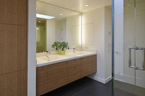 Ana Williamson Architect Contemporary Bathroom San