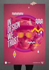 In design we trust 03. on the Behance Network — Designspiration