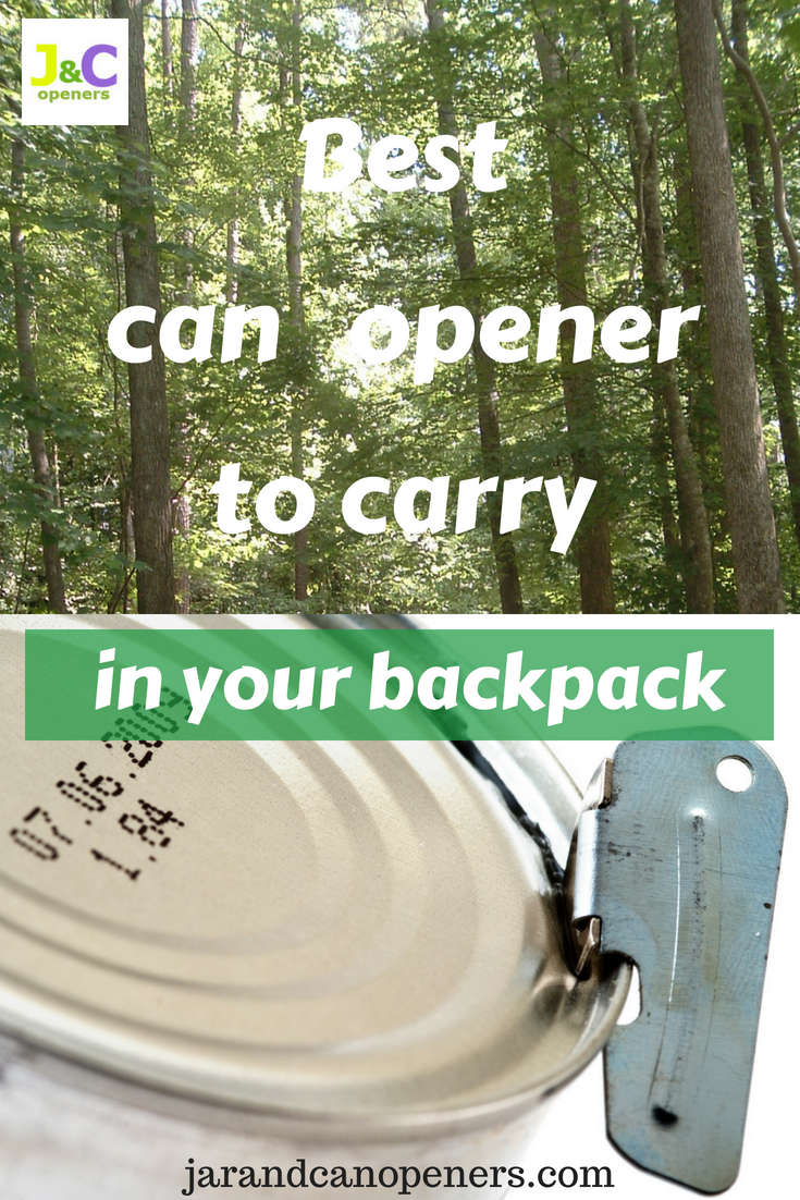 best camping can opener best can openers can opener canning rh pinterest com