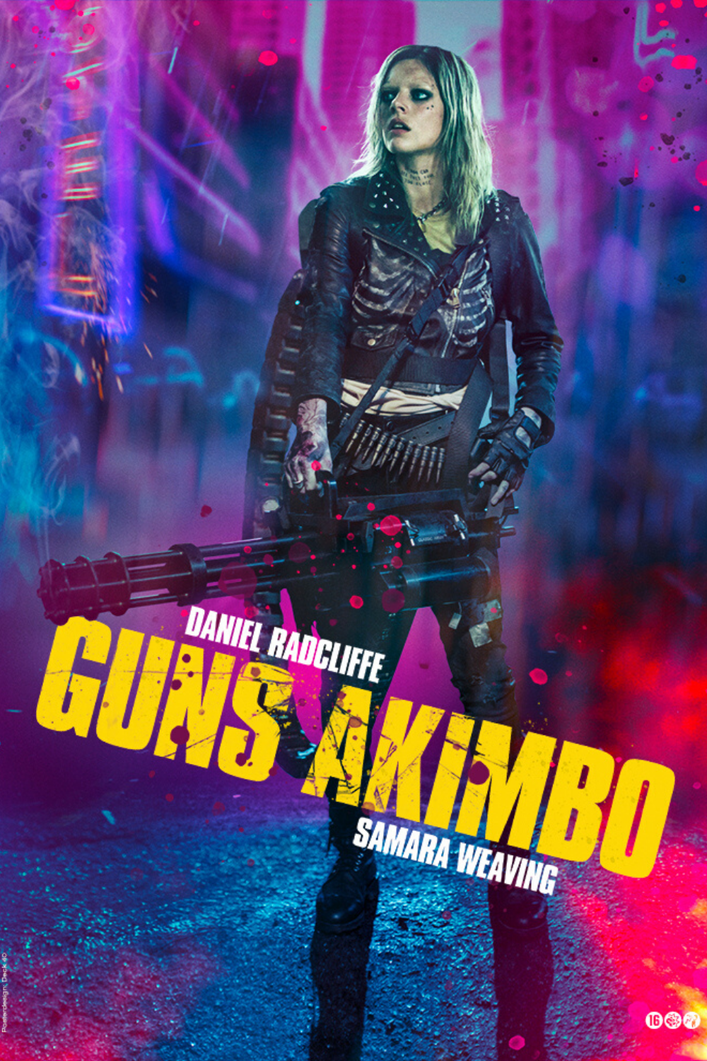 Photo of Guns Akimbo with Samara Weaving