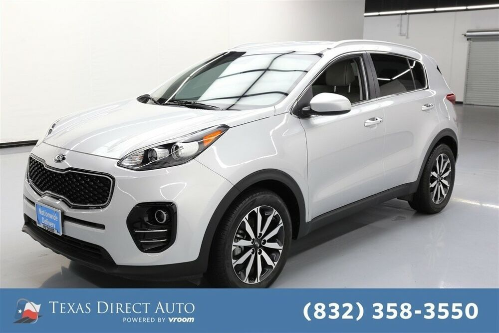 For Sale 2017 KIA Sportage EX Texas Direct Auto 2017 EX