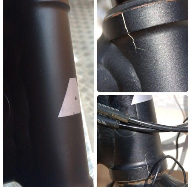 Pin En Reparación Cuadros Carbono