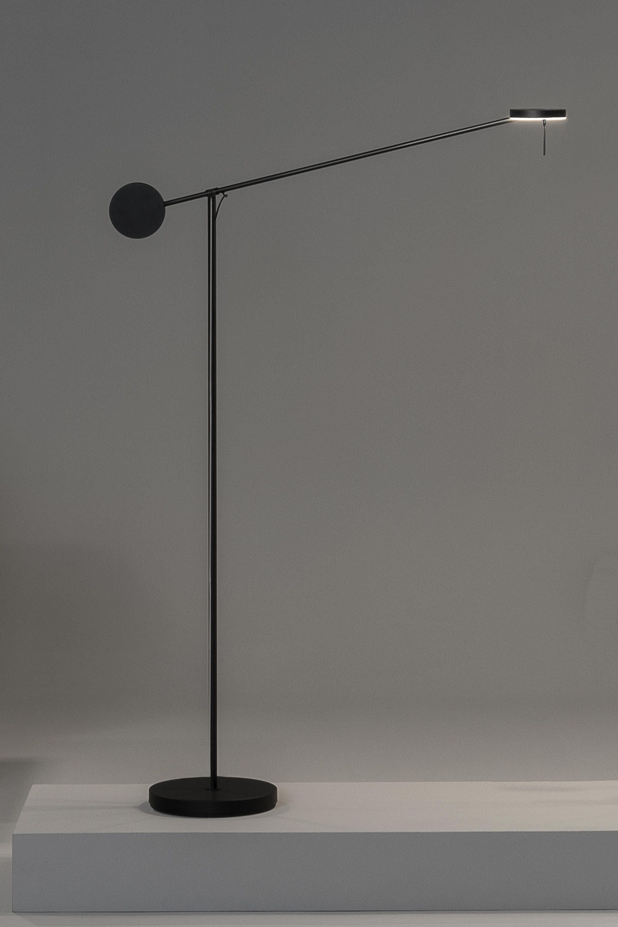 Invisible Floor Free Standing Lights From Grok Architonic