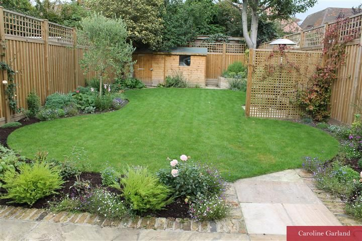 Family Garden Wandsworth South West London