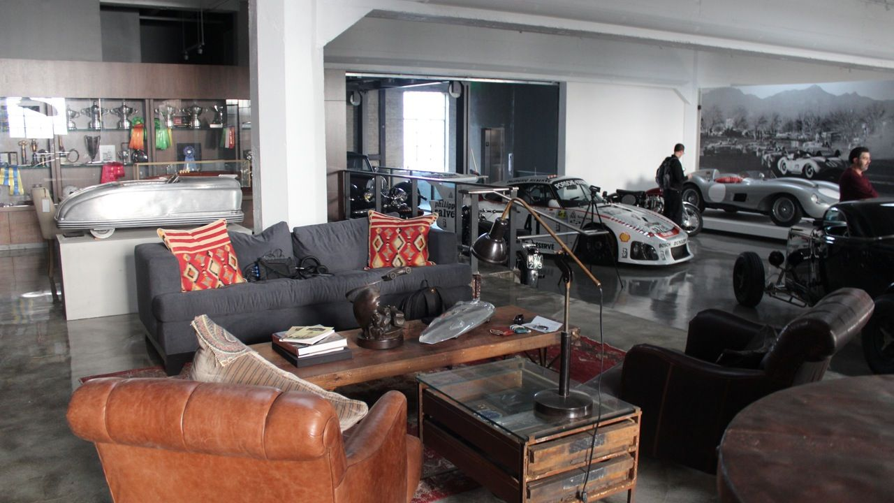 bruce meyers collection interiors pinterest garage loft bruce meyers collection garage loftgarage workshopdream