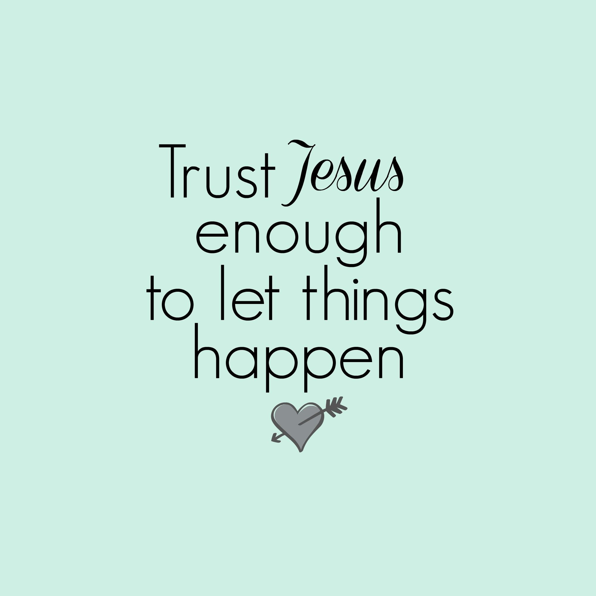 Quotes On Letting Things Happen: Great Inspirational Quotes From Footprints Of Inspiration