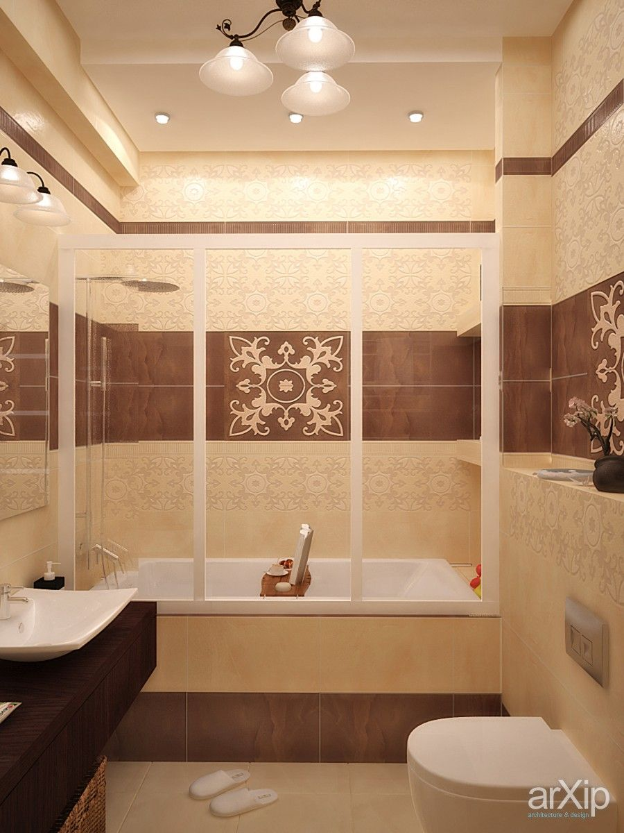 Фото ванной в доме дизайн