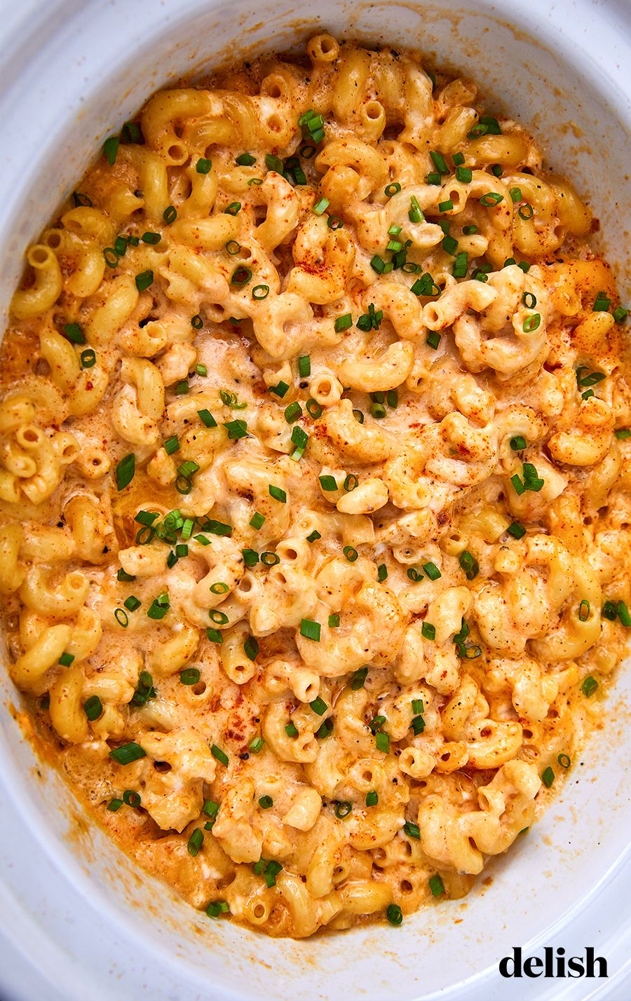 This CrockPot Mac Is Way To Easy To Mess Up is part of Crockpot recipes - Upgrade your mac & cheese game with this easy crockpot mac & cheese recipe from Delish com