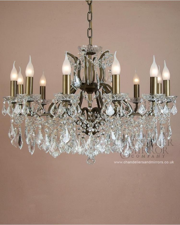 It S Mine It S Even Called Penelope Crystal Ceiling