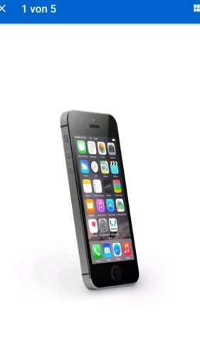 Apple Iphone 5s 16gb Spacegrau Unbenutzt Neu Wertig Smartphonesparen25 Com Sparen25 De Sparen25 Info Iphone 5s Apple Iphone Iphone