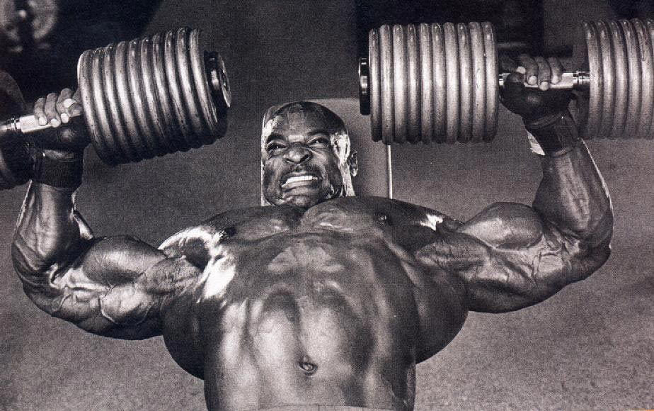 12 Week Plan For A Massive Chest Ronnie Coleman Weight Baby Ronnie Coleman Workout