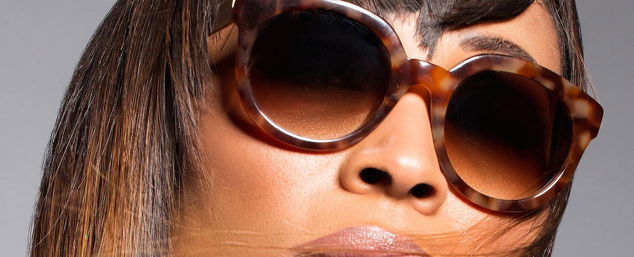"""Shop Cynthia Bailey's New Eyewear """"Cynthia Bailey Eyewear"""