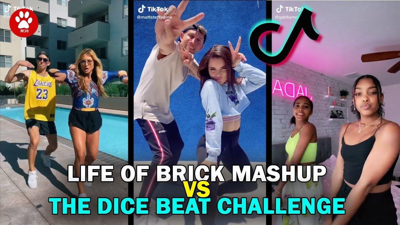 Ricky Desktop The Dice Beat Vs Brickboydior Life Of Brick Mashup New T Mashup Life Challenges