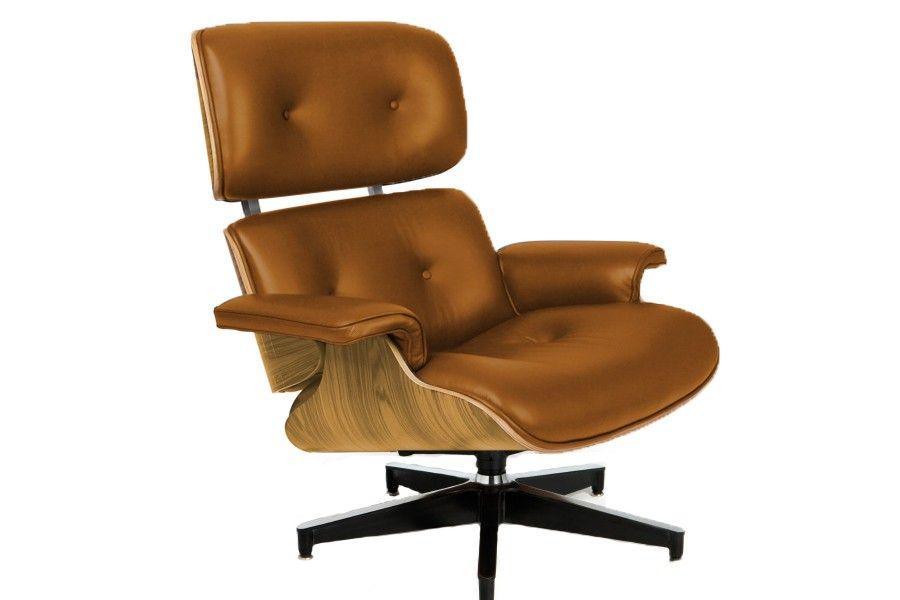 Charles E. Lounge Chair Classic