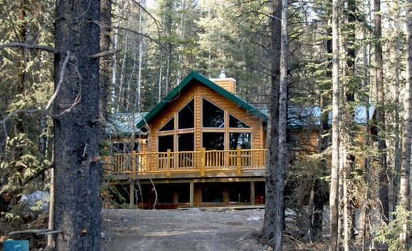 nordegg mountain home alberta canada vrbo vacation rentals rh pinterest com