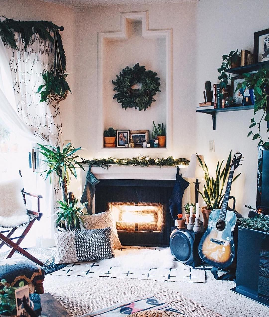70 Inspiring Bohemian Style Living Room Decor
