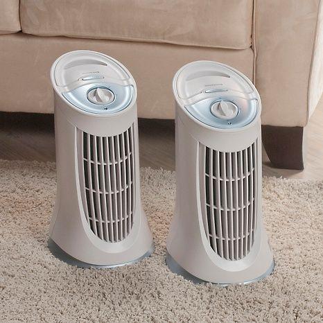 Honeywell Quietclean Permanent Filter Air Purifier 2 Pk Air Purifier Air Filter Home Appliances